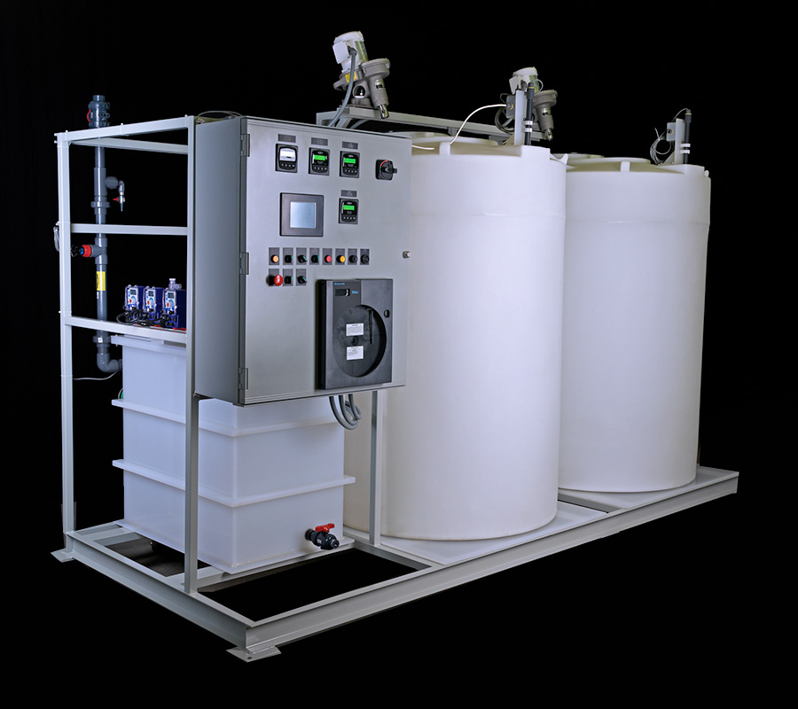 pH neutralization System design and implementation